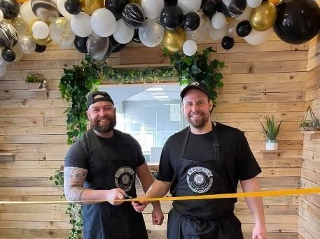 Chefs Alex Melling and Chris Vernazza open up Baldy's