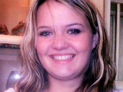 Victim Carly Fairhurst