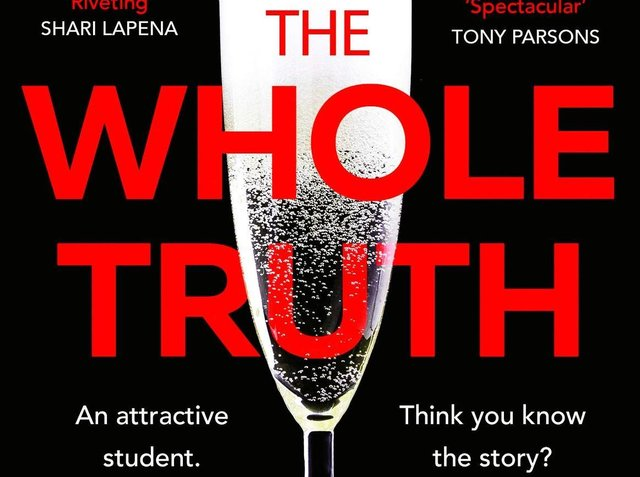 The Whole Truth by Cara Hunter