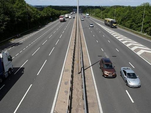Lockdowns severely curtailed road travel in 2020