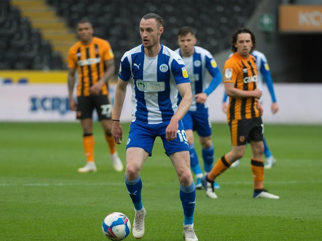 Will Keane is one of SEVENTEEN Latics players out of contract after Sunday's game