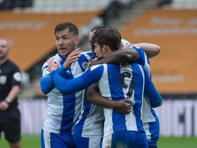 Latics secured their safety last weekend despite losing at Hull
