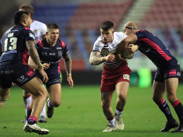 Oliver Gildart (Photo: Mike Egerton/PA Wire)