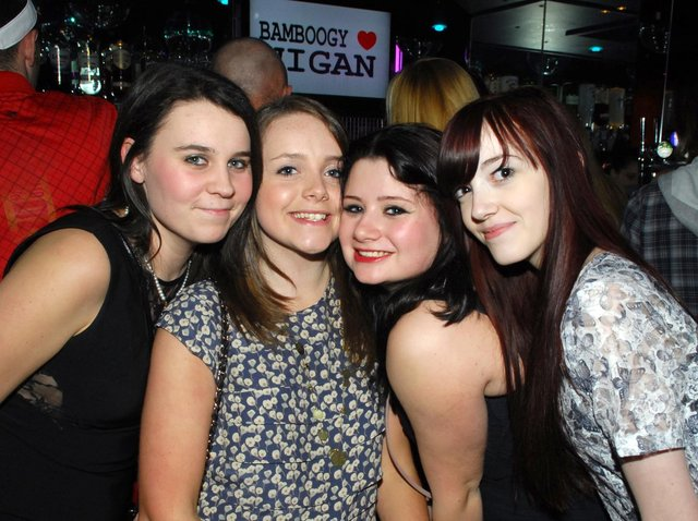 Wigan - On the Town - 2011