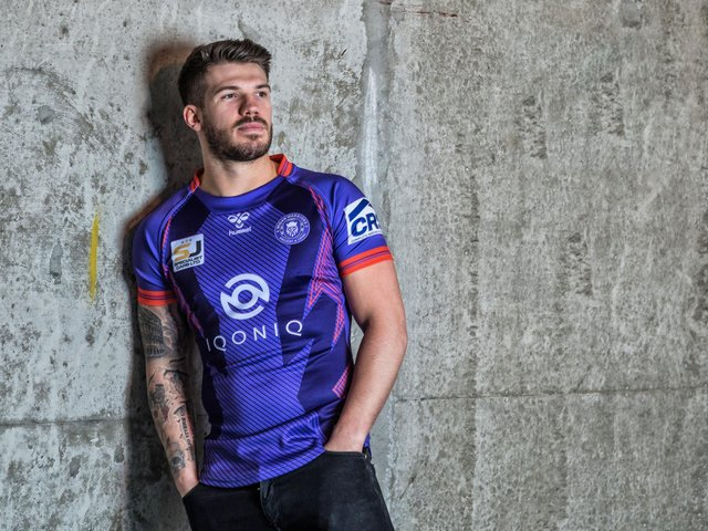 Oliver Gildart's Wigan deal runs out this year