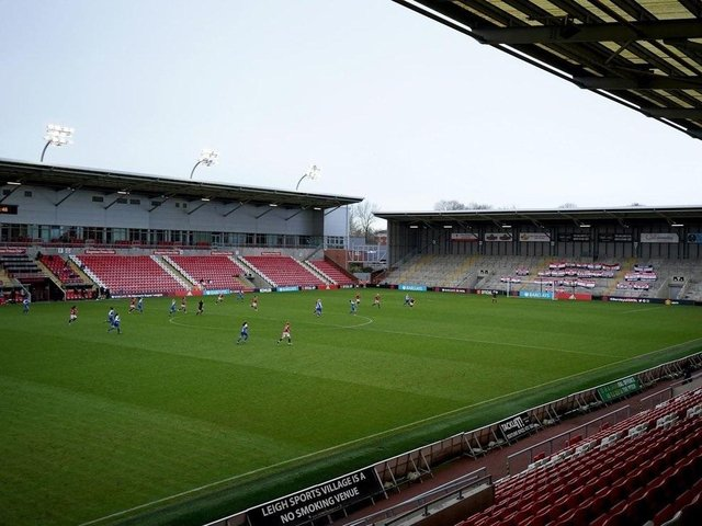 The Leigh Sports Village