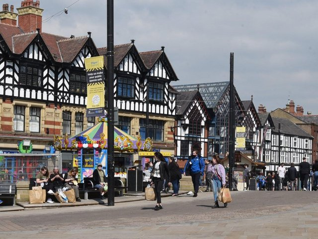 Residents are being invited to have their say on Wigan for a funding bid