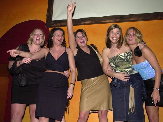 Ibiza nightclub 2002