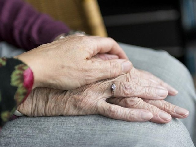 The average weekly cost for residential or nursing care for over-65s rose to £567