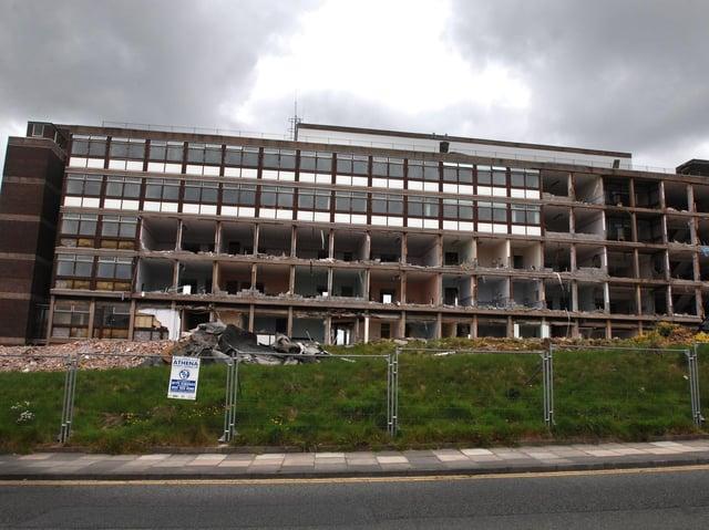 Billing Hospital - May 2007