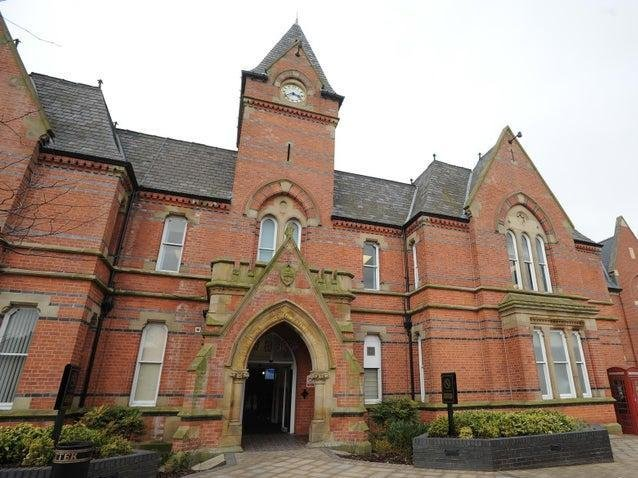 Wigan Infirmary's number of Covid cases has been dropping