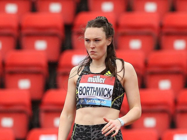 Emily Borthwick at Gateshead