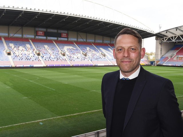Leam Richardson has decided who he wants to stay for the rebuild at Wigan Athletic