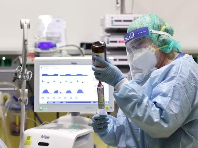 "Coronavirus is going to do ""weird"" things going forward"