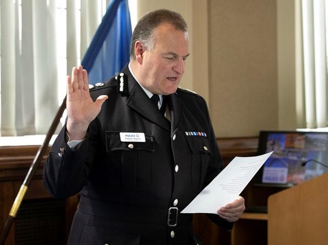 Chief Constable Watson