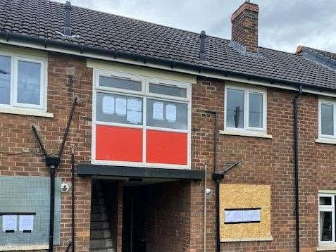 Wigan borough police have obtained a closure order against a block of flats in Leigh
