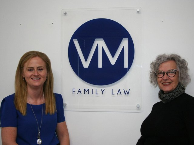 Victoria Melling and Janet Larkin