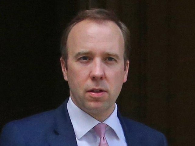 Matt Hancock
