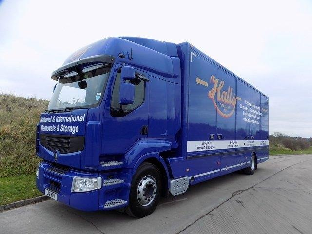 Halls Removals is celebrating 100 years in business
