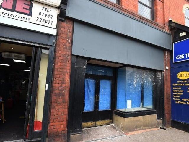 Die alte Pound Bakery könnte eine neue Bar werden