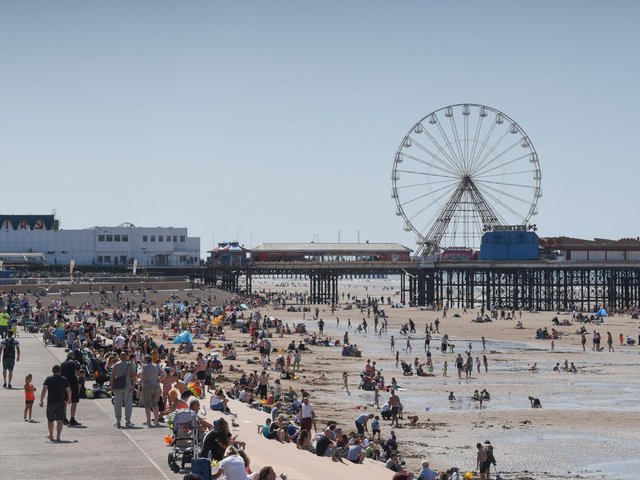 Police have urged parents to keep an eye on their children on the beach after a surge in youngsters being reported missing. All the children were reunited with their parents