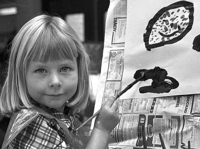 1976 - Winstanley County Primary School