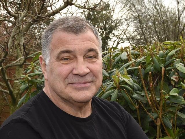 Former Wigan coach Shaun Wane