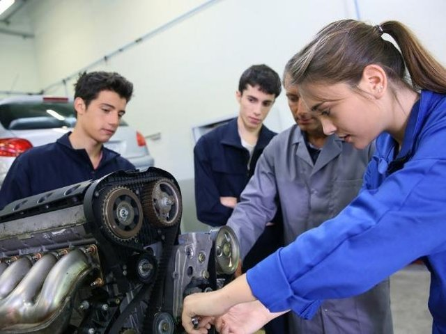 Apprenticeships are an important part of the recovery plan