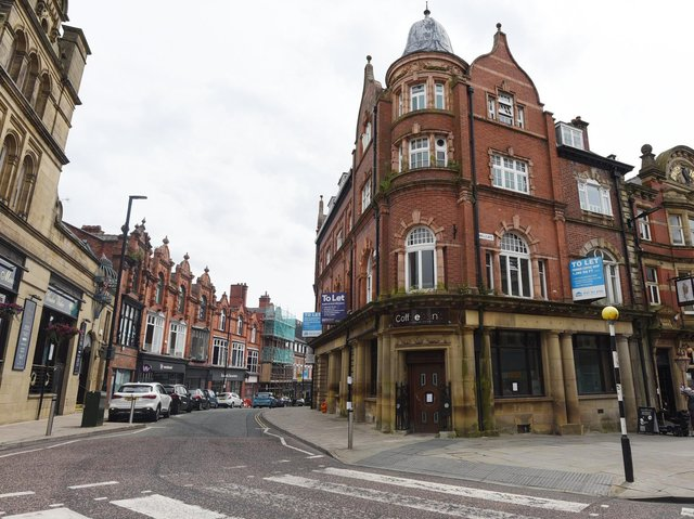 No.1 Wallgate will house a betting shop