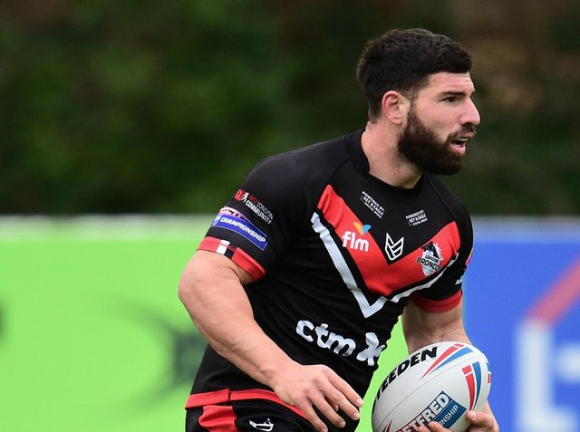 Abbas Miski is set to become Wigan's first signing for 2022