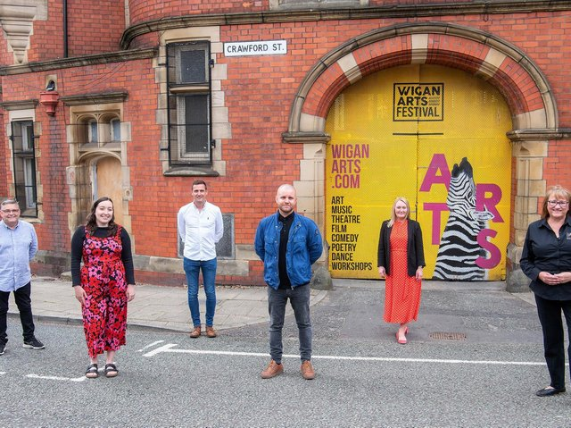 Wigan Arts Festival is back this summer