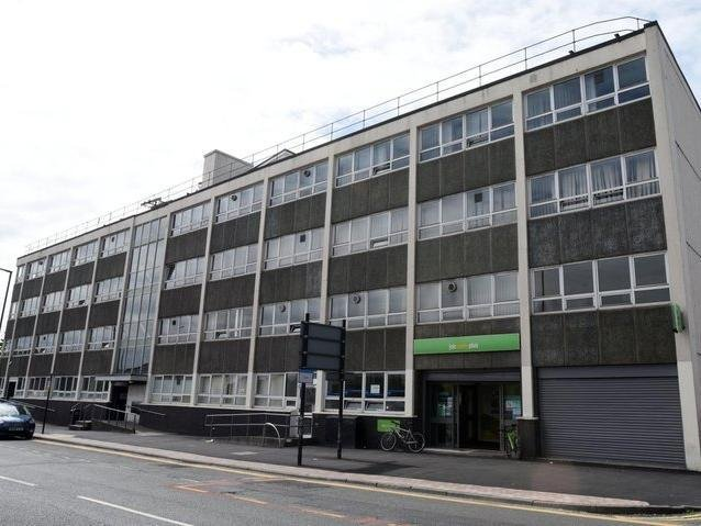 Brocol House in King Street was closed for a deep clean after 17 Covid cases were confirmed