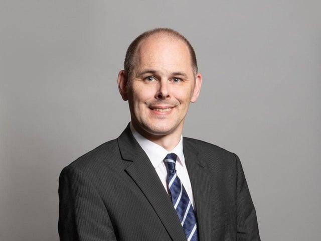 James Grundy MP