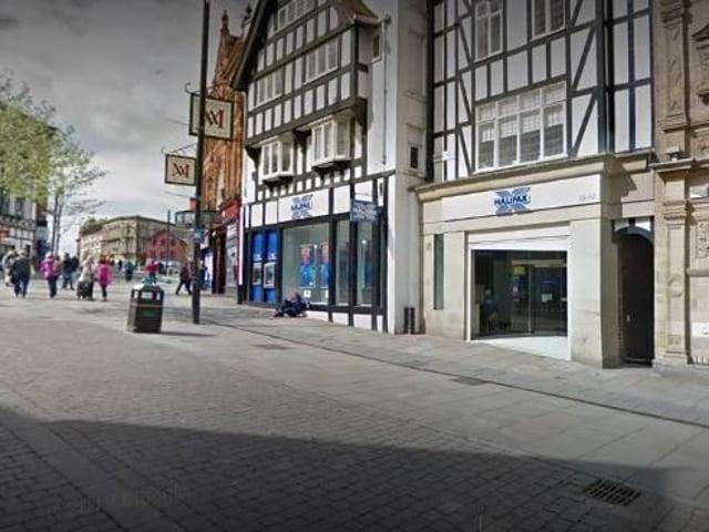 Halifax at Makinson Arcade will remain open