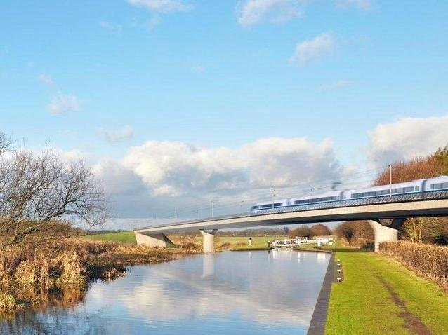 Activists will set off on an epic trek across the North West to raise awareness of how HS2 will affect the region