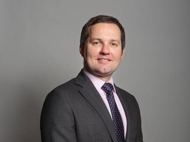 Chris Green MP