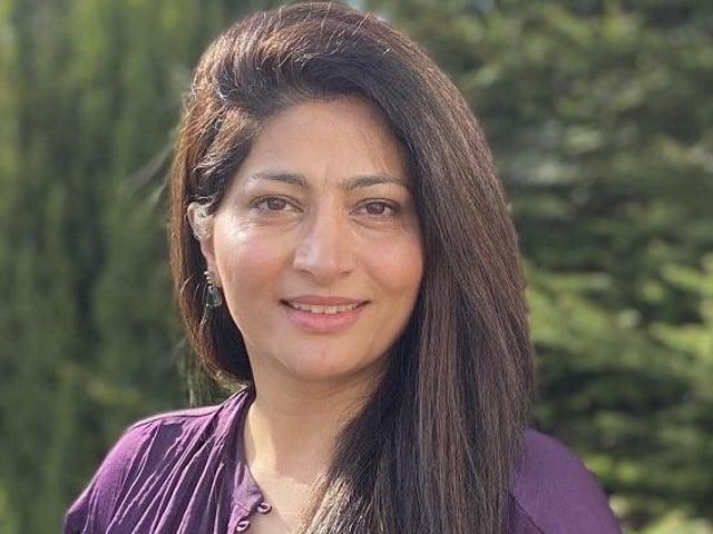 Councillor Nazia Rehman