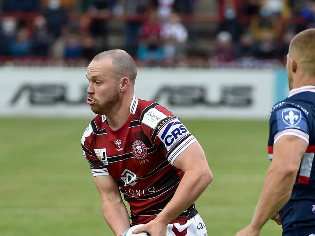 Liam Marshall has played two games this year