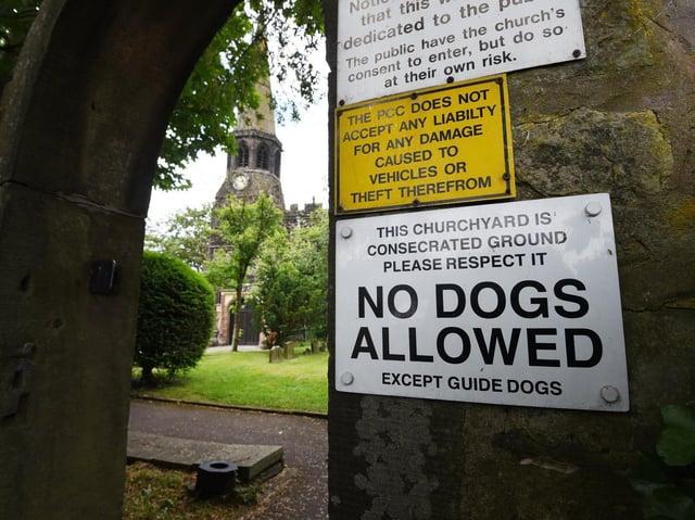 St Wilfrid's in Standish