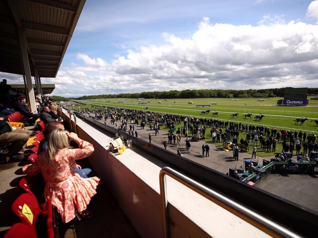 The Lancashire Oaks is the highlight of Haydock's Saturday card