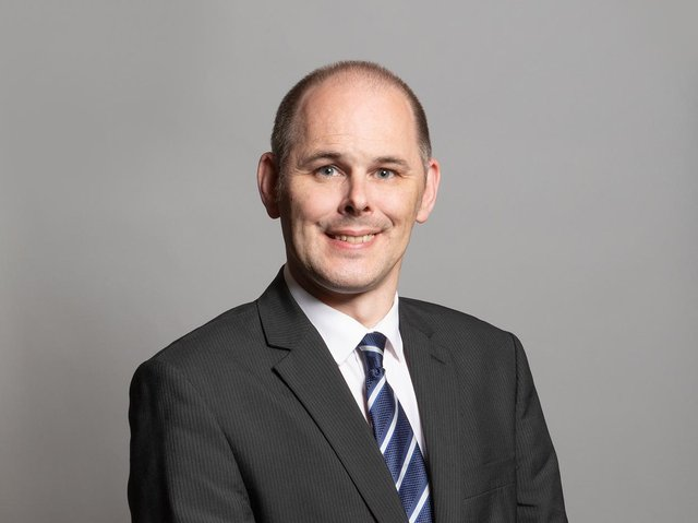 James Grundy MP. Image: Parliament