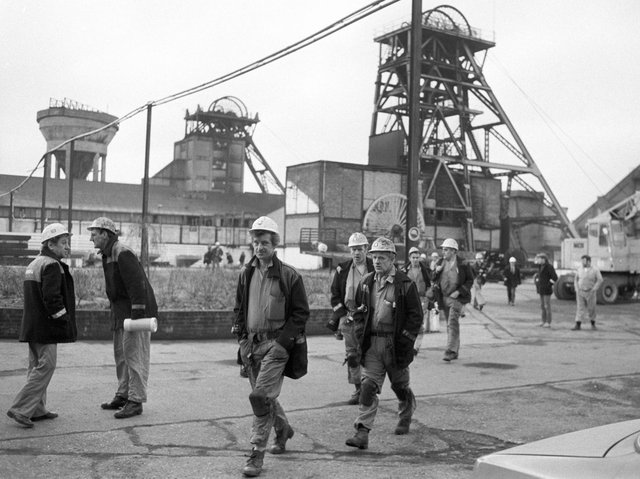 """The Government has been accused of delivering a """"slap in the face"""" to members of the pension scheme for mineworkers"""
