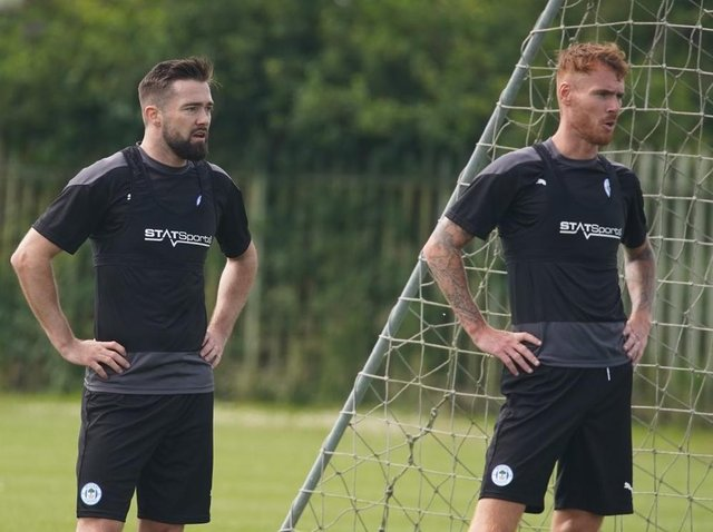 Gwion Edwards and Tom Naylor are two of the arrivals at Latics this summer