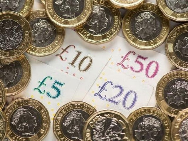 Some 207 families had up to £100 taken off their weekly entitlement