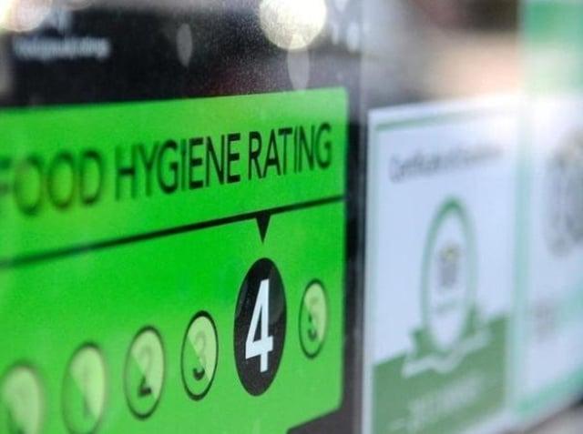 Hygiene ratings