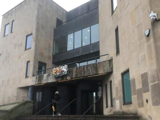 Bolton Crown Court