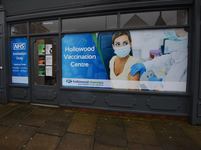 Hollowood Vaccination Centre
