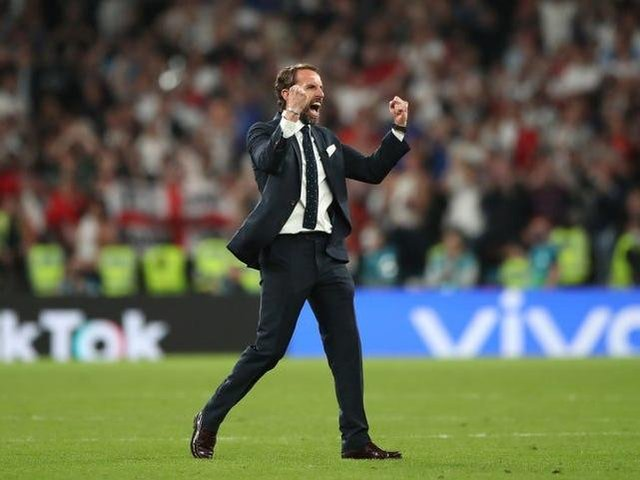 Manager Gareth Southgate has taken England to the final of the European Championships for the first time
