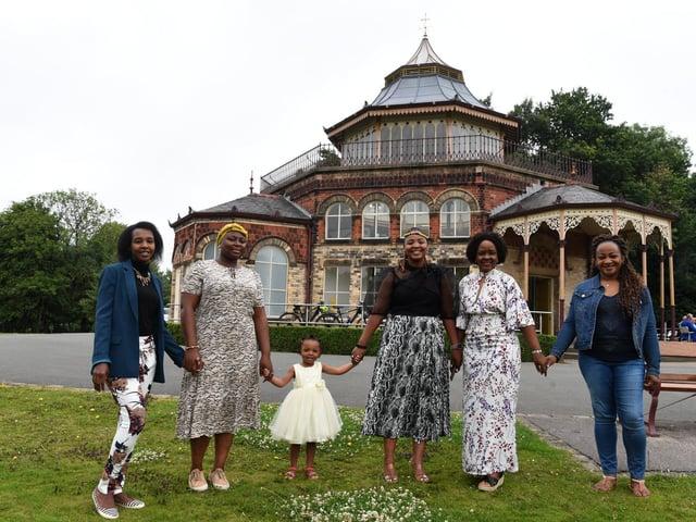 Ekhaya, a community group for women from marginalised communities