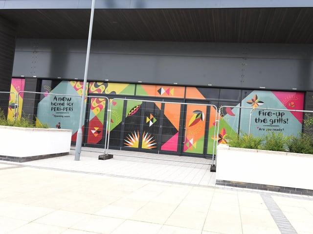 The new Nando's at Robin Park